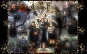 Addams Family 90s