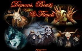 Demons & Fiends