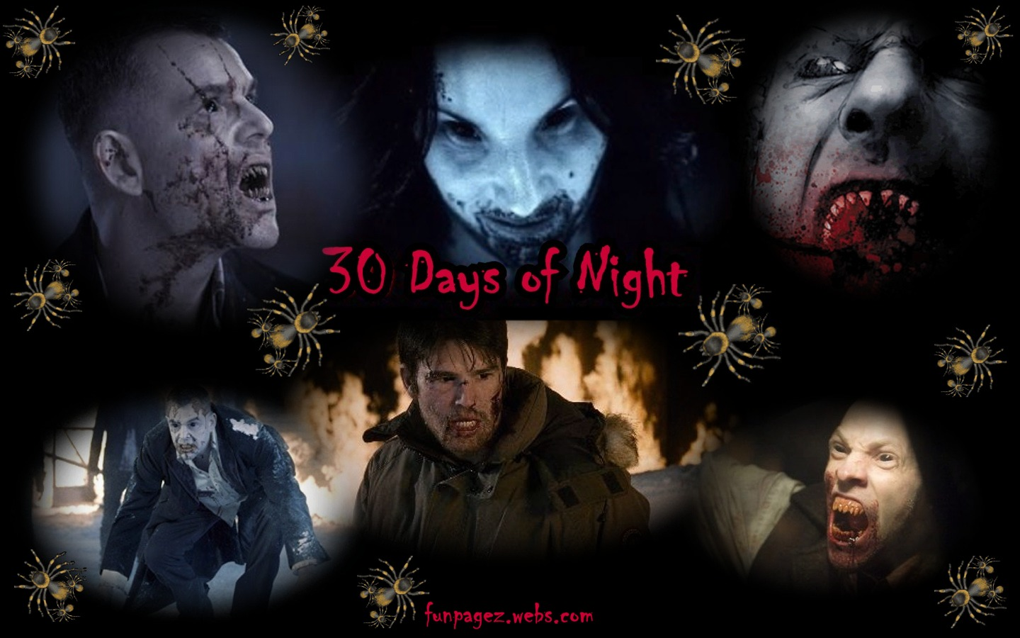 30 Days Of Night Wallpaper By Mardi S Funpagez Featuring The Dark