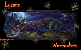 Werewolves, Lycans
