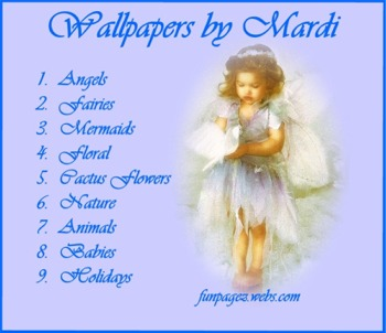 Wallpapers by Mardi CD $7.50 plus s/h