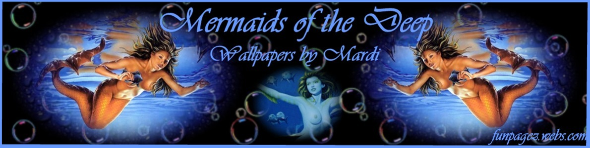 Mermiads of the Deep Wallpaper Collection