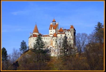 Read the history of Chateau de Bran/Chateau de Dracula