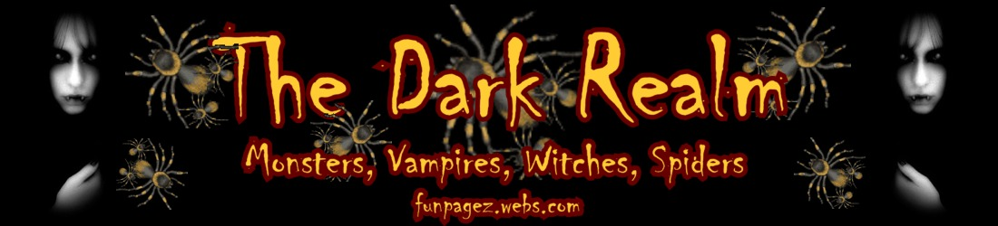 Welcome to the Dark Realm at Mardi's Funpagez...funpagez.webs.com