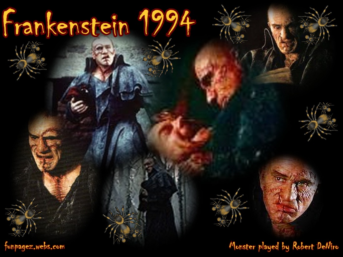 Frankenstein 1994 actor is Robert DeNiro