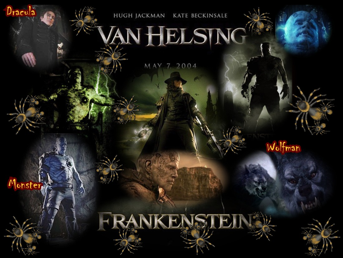 Frankenstein's Monster in Van Helsing
