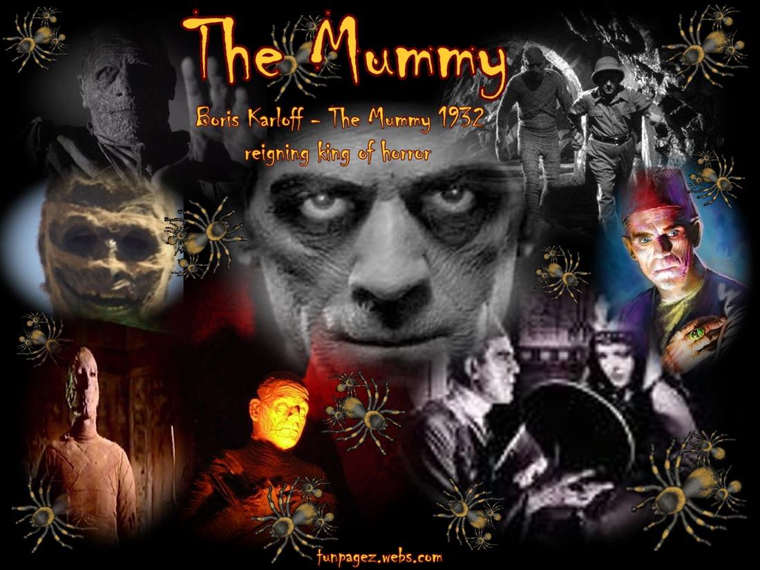 The Mummy 1932 & Other Classic Mummy Movies