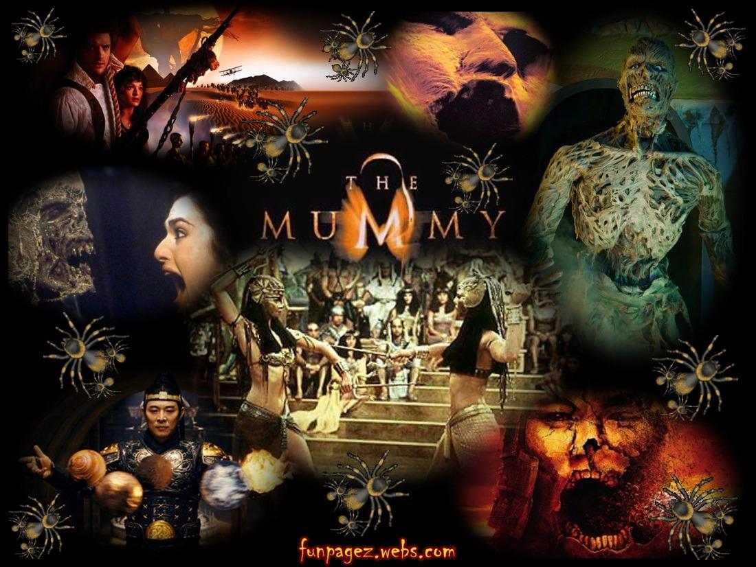 The Mummy 1-3