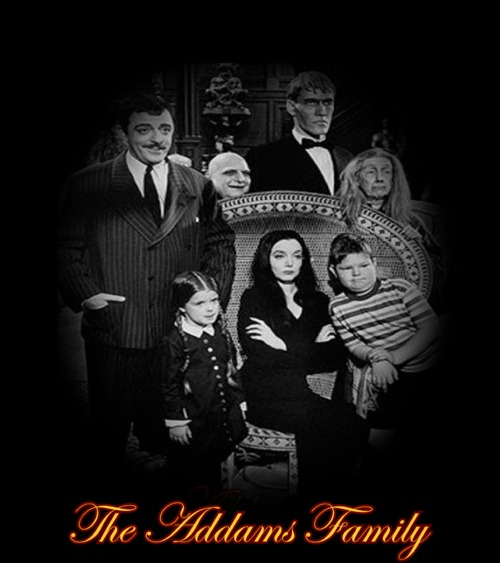 The Addams Family ~ Classic 60's Comedy Series About Monsters