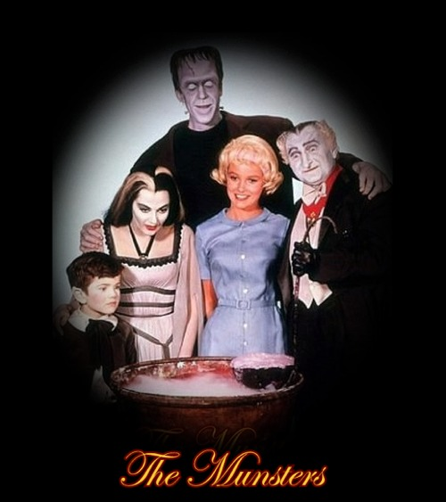 The Munsters ~ Classic 60's Comedy about Monsters