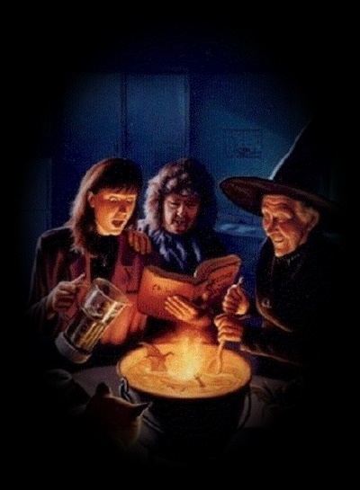 North American Witches