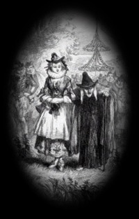 European Witches came to North America