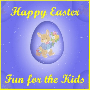 Click the Easter egg HERE  to see fun bunny rabbits and stories.