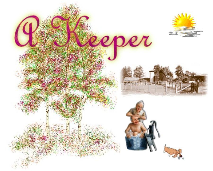 A Keeper