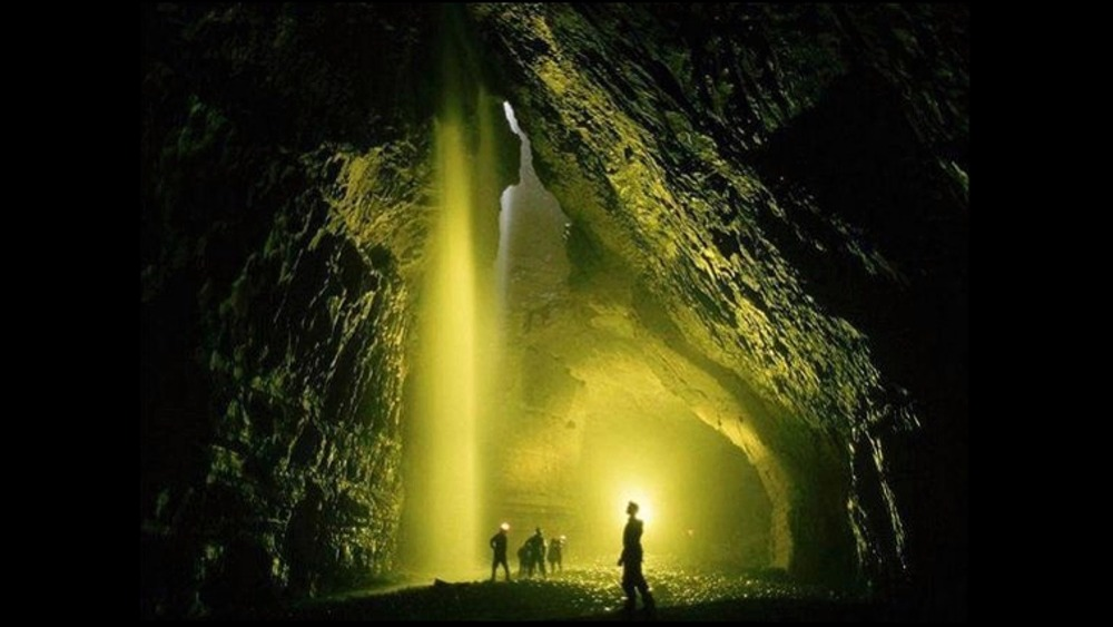 Deepest Caves are in Georgia, Europe
