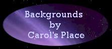 Fabulous Free Web Backgrounds by Carol