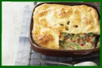 Grandma�s Chicken Pot Pie