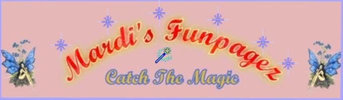 Mardi's Funpagez